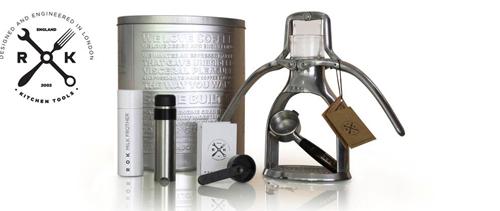 ROK espressobrygger