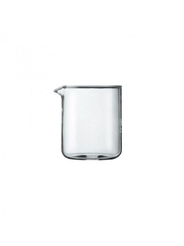 Bodum reserveglas til 4 kops stempelkande