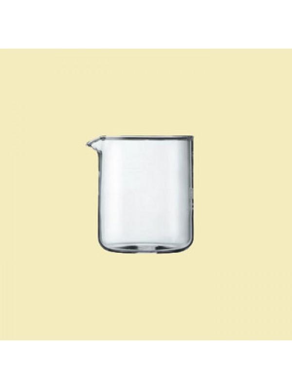 Bodum reserveglas til 4 kops stempelkande-35