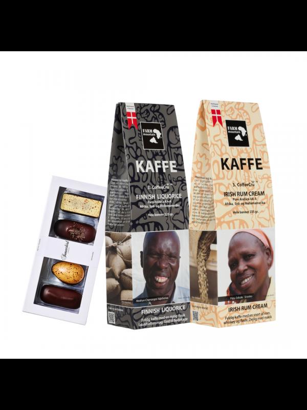 Kaffegave - Aroma kaffe & chokolade