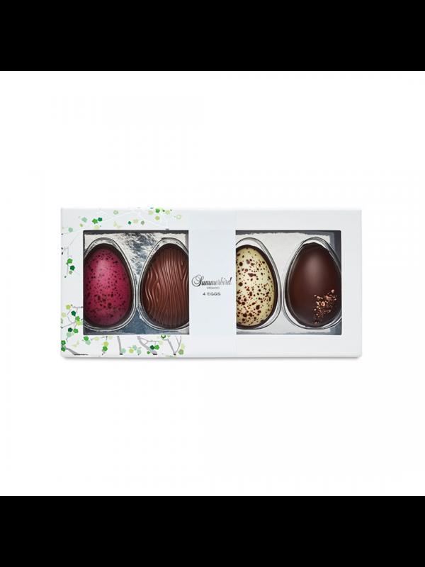 Summerbird - 4 Eggs påskeæg