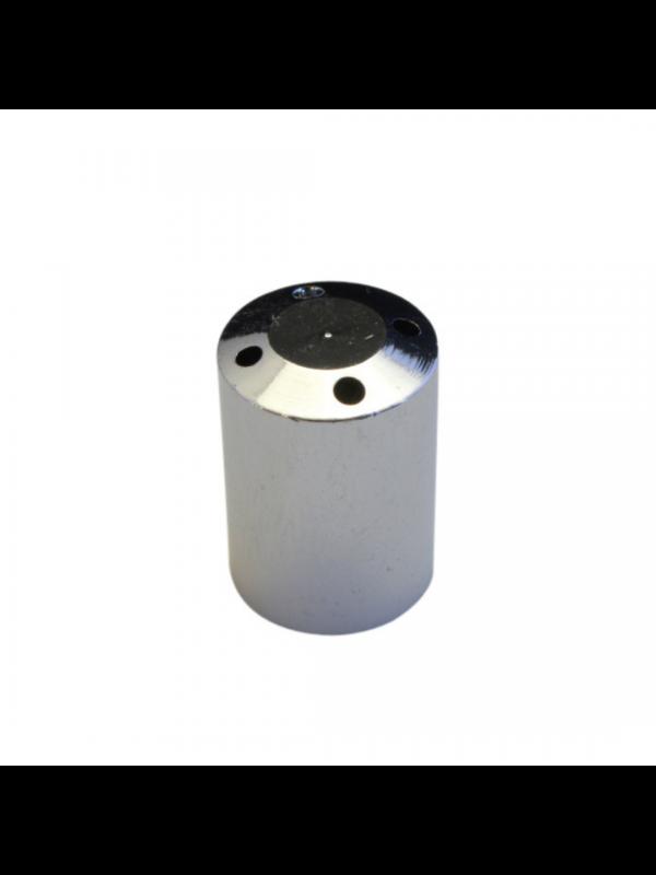 4-huls dampdyse 1,5mm huller - indvendigt gevind