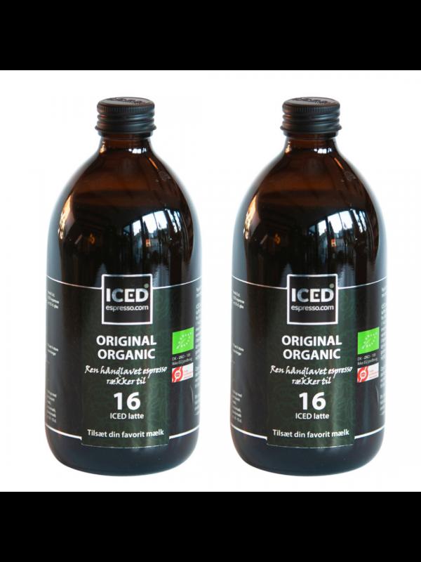 2 x ICED espresso ØKO Original