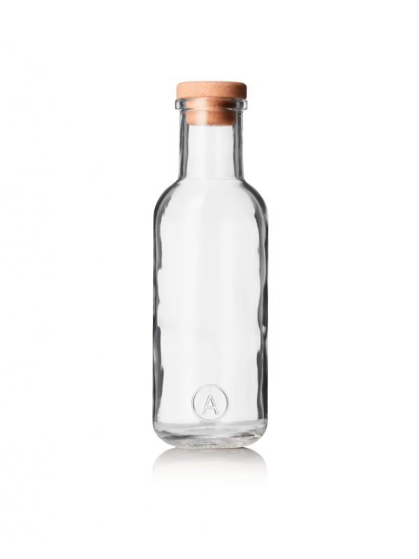 Bottle by Malund - 1 liter med korkprop