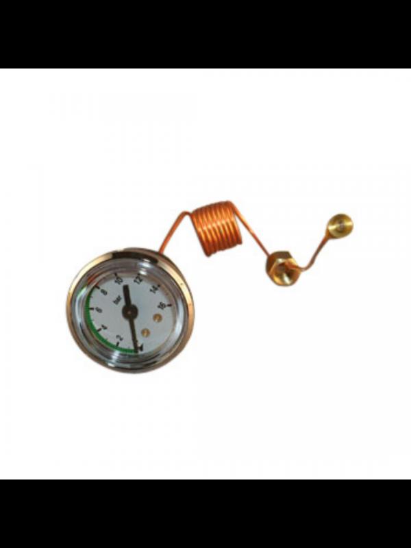 Vibiemme brygmanometer 16 bar