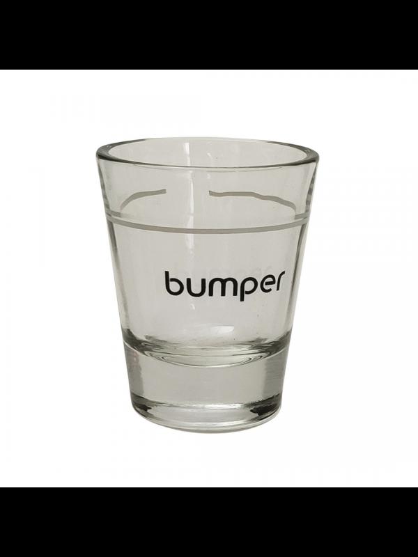 Bumper shotglas - 30 ml.