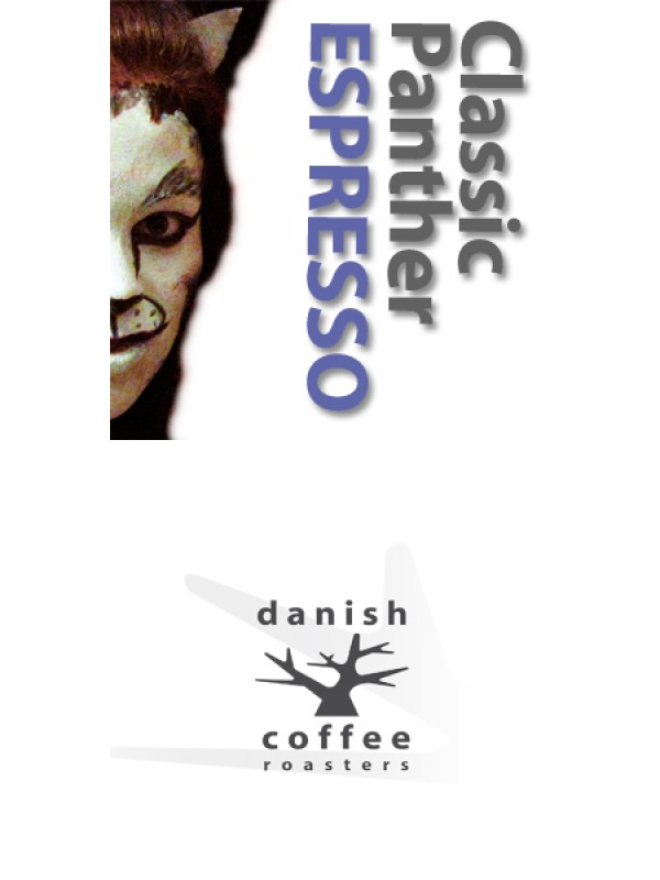 Classic Panther Espresso, ristet