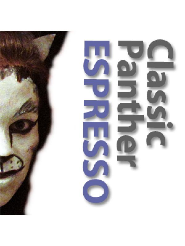 Classic Panther Espresso - rå bønner