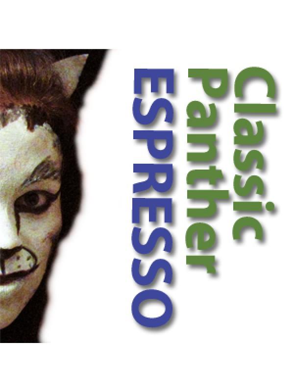 Classic Panther Espresso økologisk - rå bønner