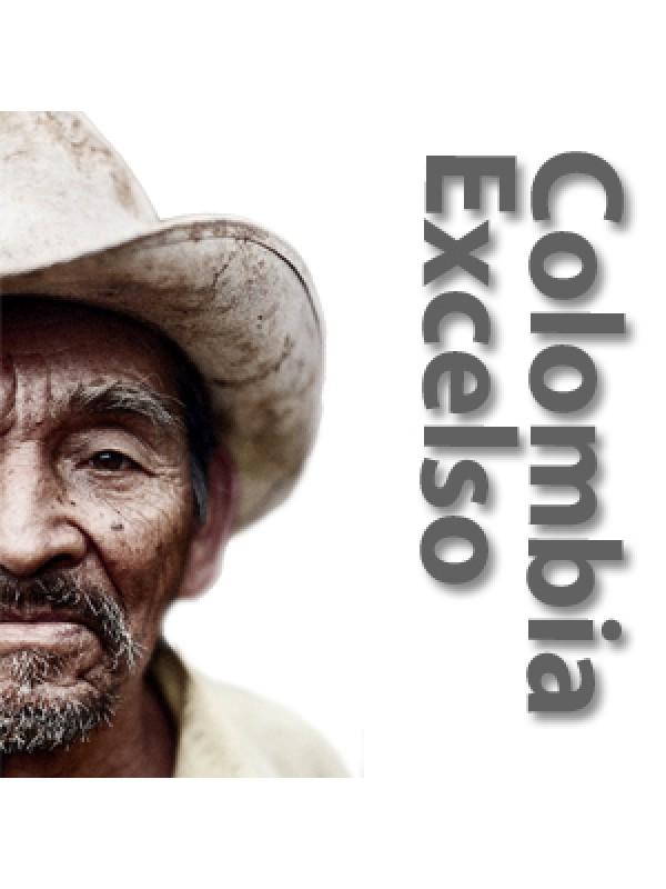 Colombia Supremo Huila rå bønner-32