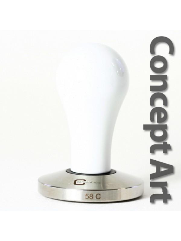Concept Art stamper POP - hvid