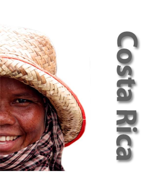 Costa Rica El Puma - rå bønner