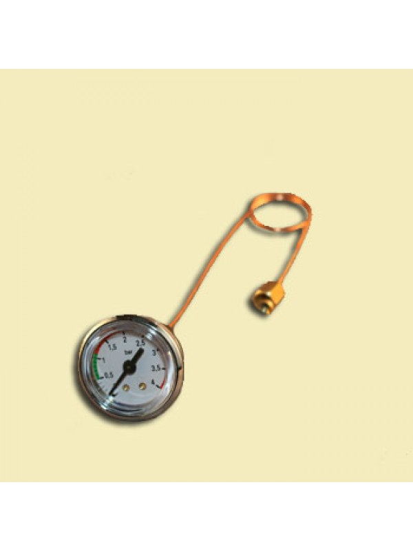 Vibiemme dampmanometer 4 bar-35