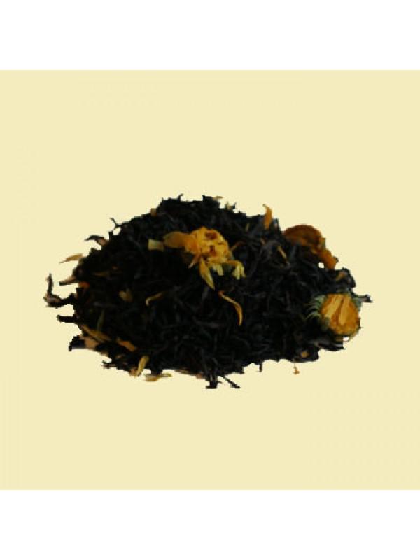 Earl Grey Te Økologisk med Morgenfruer