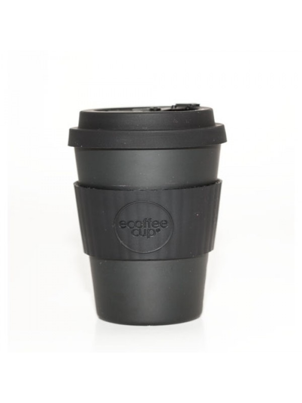 Ecoffee bambuskop, 34 cl, sort
