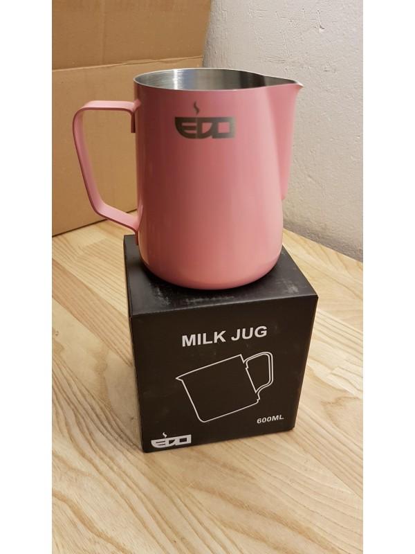 Edo mælkekande 0,6 liter Lyserød