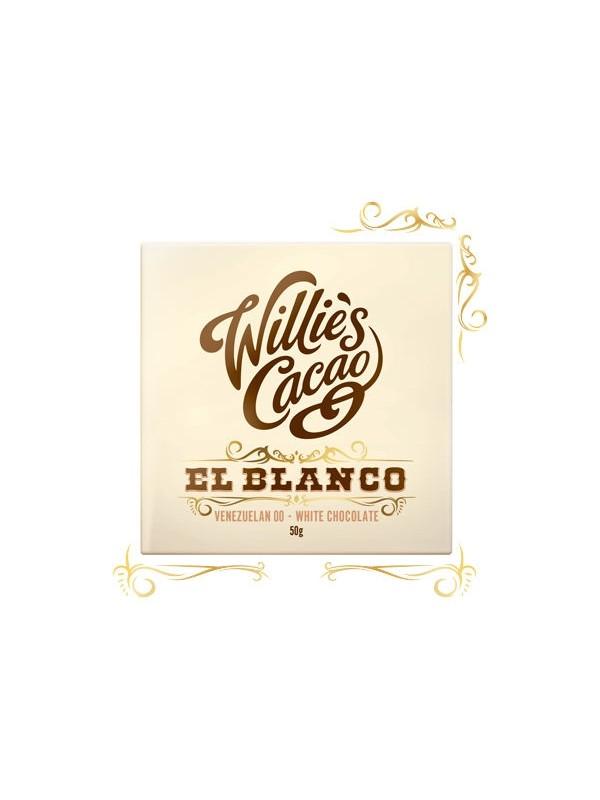 Willies Cacao El Blanco, 50 gr.-314