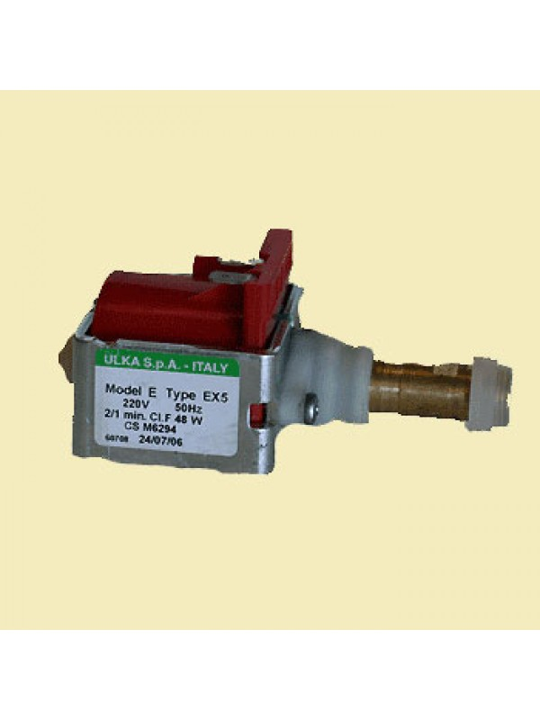 Ulka EX5 vibrationspumpe 230 volt t/espressomaskine-35