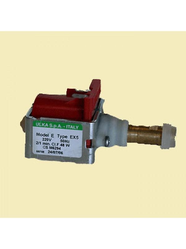 Ulka EX5 vibrationspumpe 230 volt t/espressomaskine