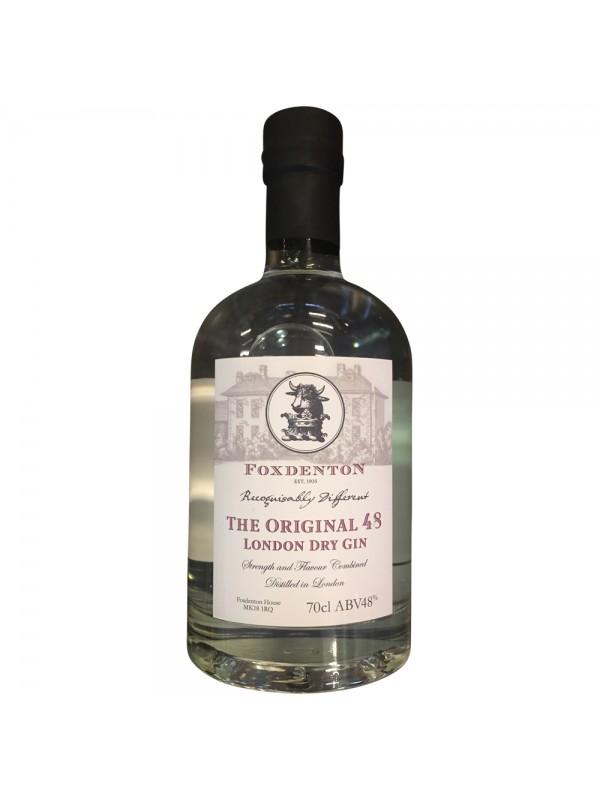 Foxdenton London Dry Gin