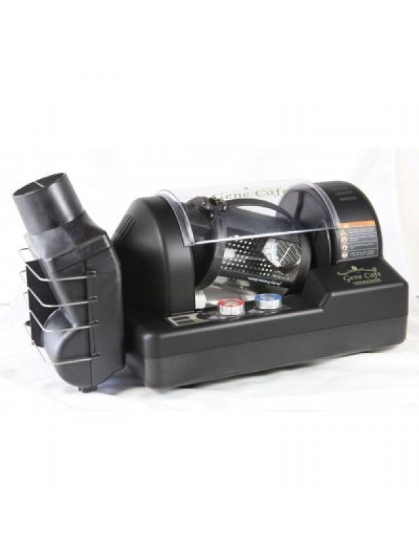 Gene Cafe CBR-101 m/stor opsamler, sort - kafferister