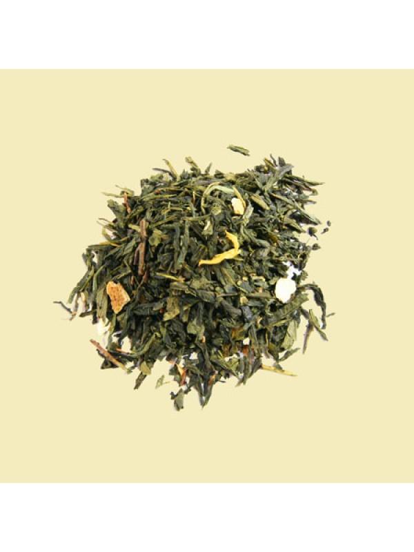 Grøn Mandarin/Vanillie Økologisk - 100 gram