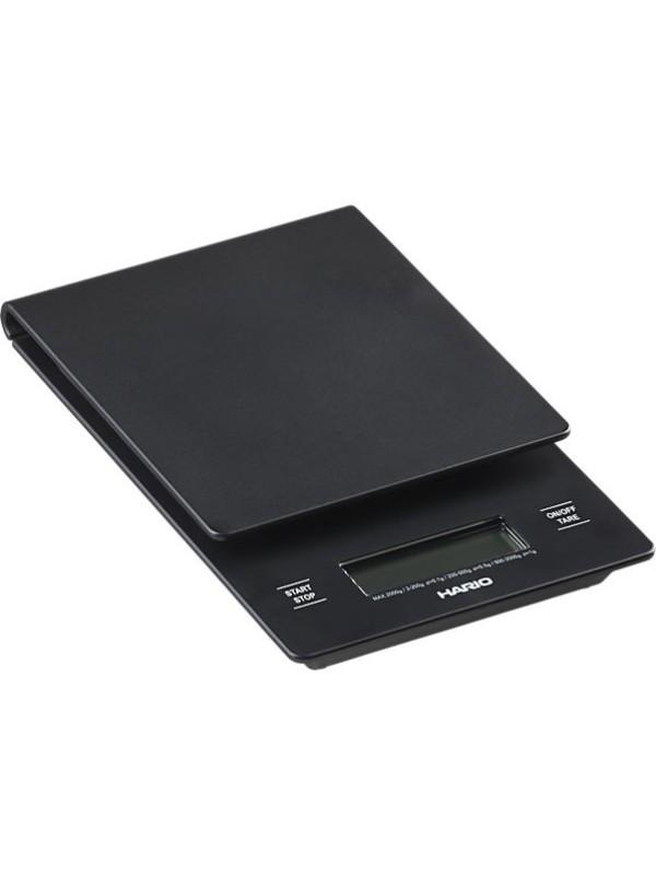 Hario Drip Scale, vægt + timer