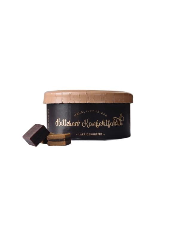 Hattesens Lakridskonfekt - Brun
