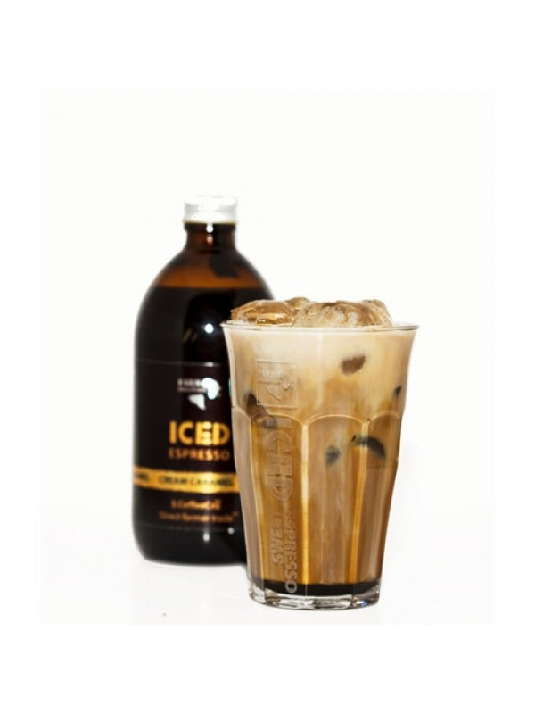 Iced Espresso Dark Chocolate, 16 shots ½ liter-37