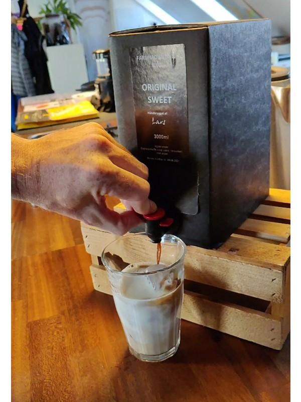 ICED Espresso Cream Caramel, Bag-In-Box BIB, 3 liter, 96 shots-021