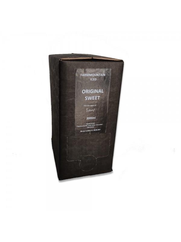 ICED Espresso Original, Bag-In-Box BIB, 3 liter, 96 shots