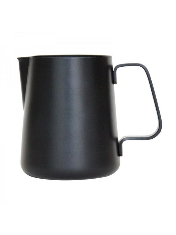 Ilsa mælkekande 0,8 liter, sort easy clean