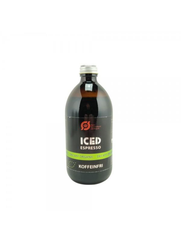 Iced Espresso Koffeinfri Økologisk Original 16 shots - ½ liter