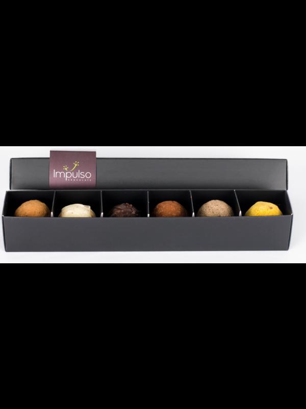Chokoladekugler i gaveæske-310