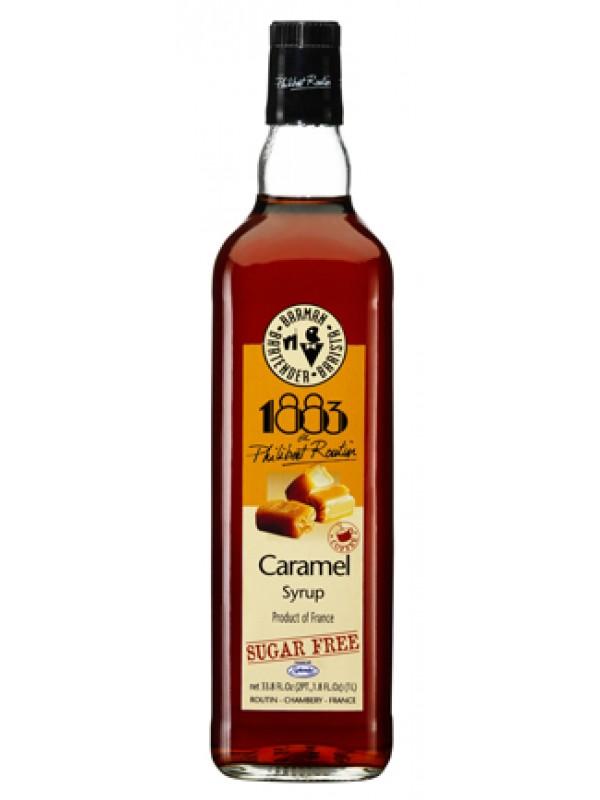 1883 Karamel sukkerfri 100 cl. sirup