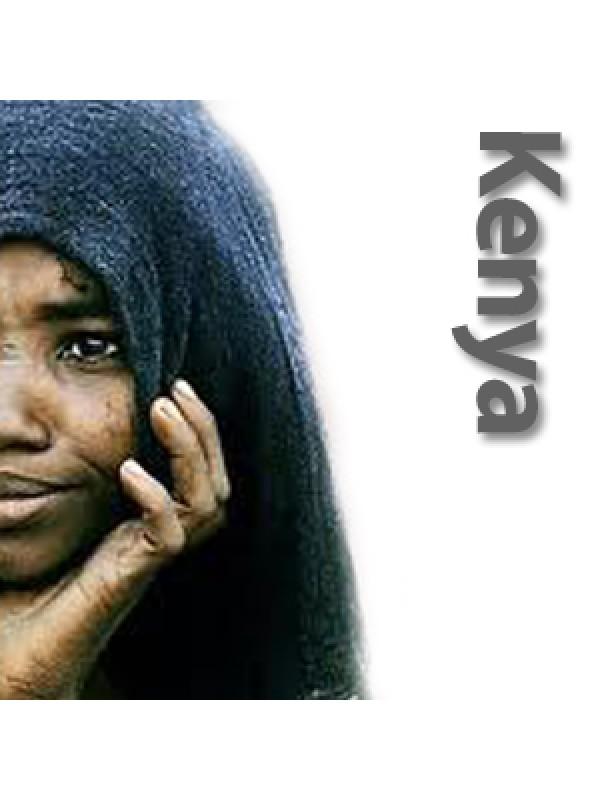 Kenya Karimikui AA - rå bønner