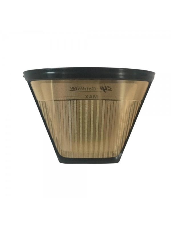 ZIP guldfilter til kaffemaskinen - str. 2
