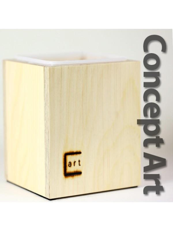 Concept Art Knockbox, lys