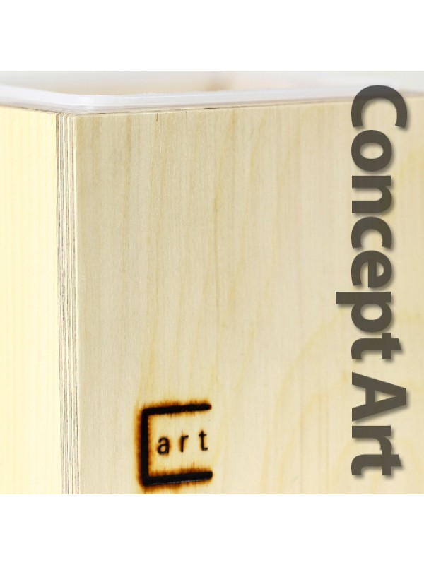 Concept Art knockbox - natur