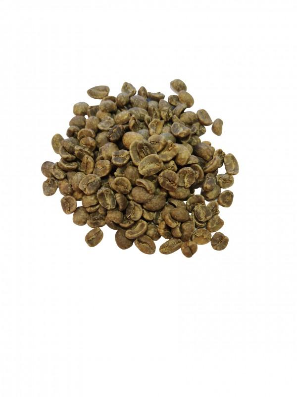 Koffeinfri - water, økologisk rå bønner