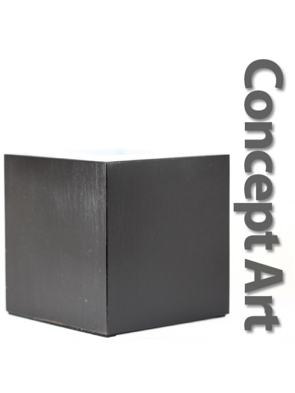 Concept Art Knockbox, sortbejdset