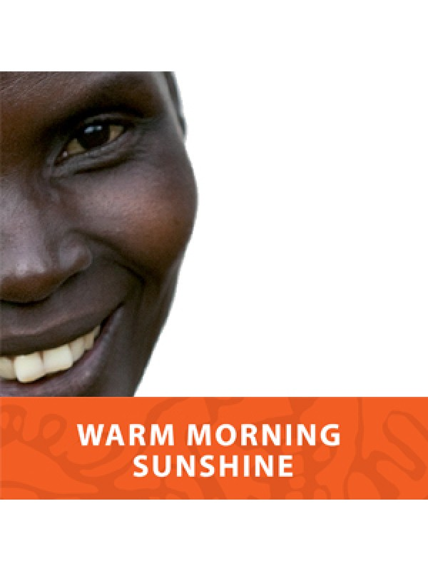 Warm Morning Sunshine - ristet