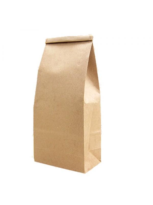 Papirspose m/klips 1 kg./2 kg. - 10 stk.