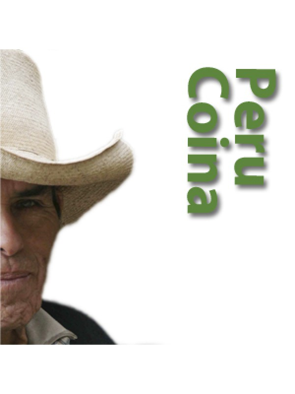 Peru Coinca økologisk, ristet-38