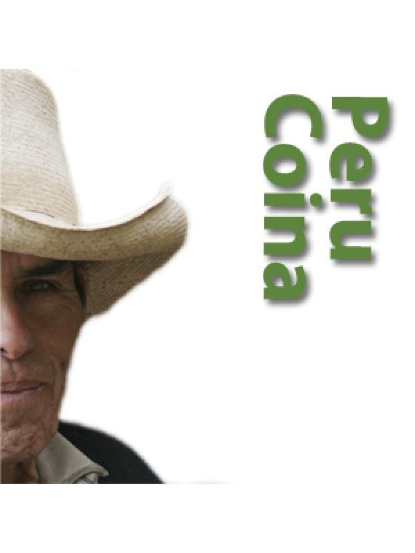 Peru Coinca Arabica rå bønner økologisk-07