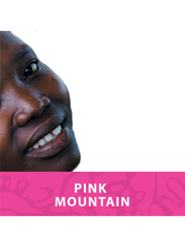 Pink Mountain - ristet