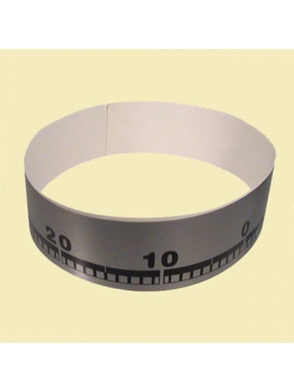 Rancilio Rocky skala mærkat-35