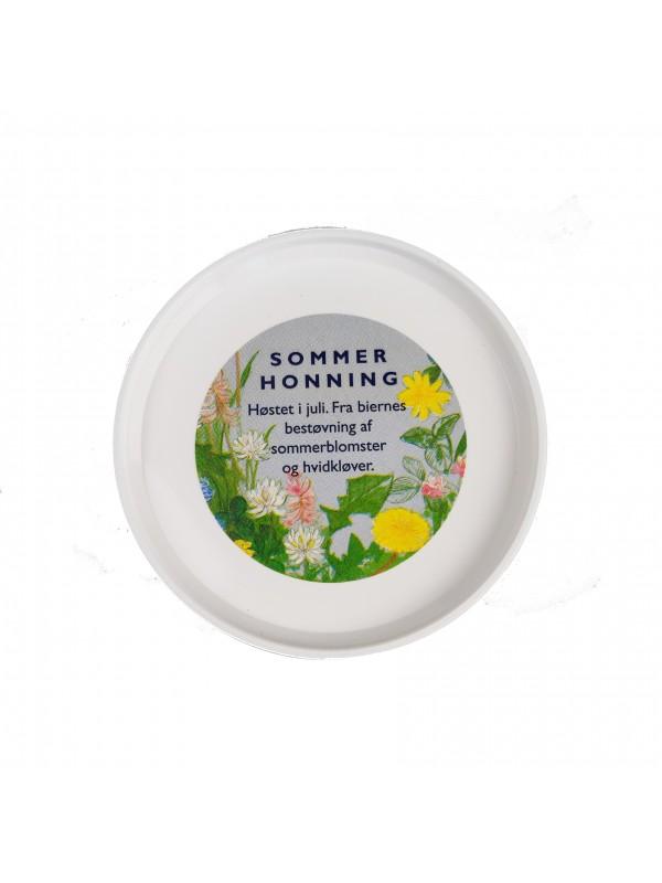 Sommerhonning, 450 gr., lokalproduceret-011