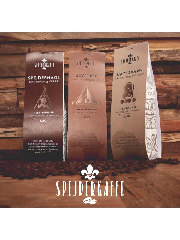 Spejderkaffe, Spejderhagl-01