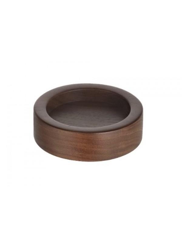 KA stamperholder - brunbejdset